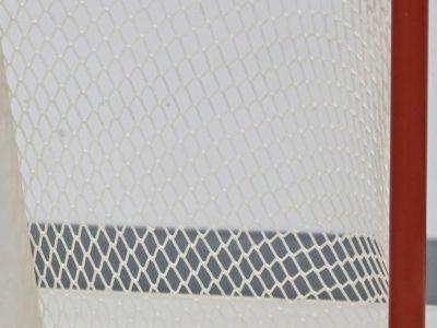 Goal Netting 6mm resin dipped nets