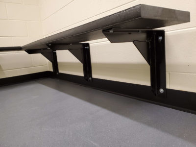 Locker Rooms and Seating