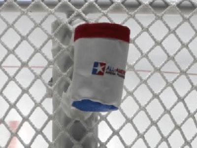 Goalie Water Bottle Holder